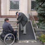 Обеспечение доступности зданий и сооружений храмового комплекса  для маломобильных групп населения