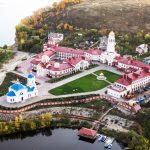 Проектирование новых православных монастырей