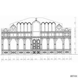 Троицкий храм в Удельной. Серафимовский придел