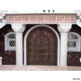 Мозаика в Бутовском храме