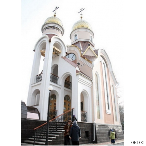 Россия. Владивосток. Церковь мчц. Татьяны 2