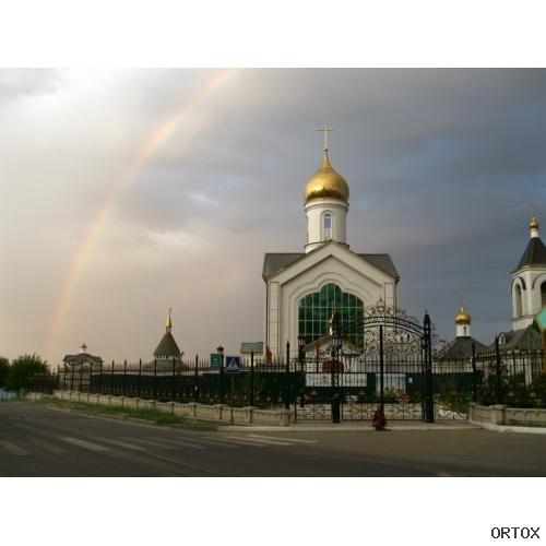 Россия. Волгоград. Церковь Сергия Радонежского