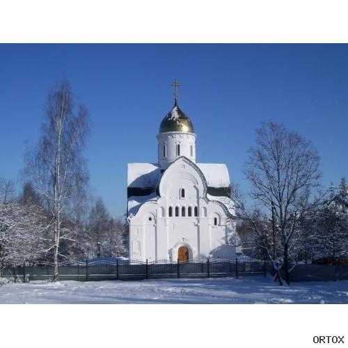 Россия. Нижний Новгород. Церковь Богоматери Владим