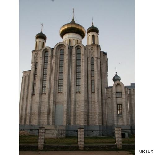 Беларусь. Лида. Церковь Св. Пантелеимона
