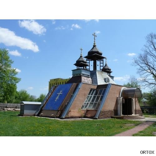 Украина. Боярка. Свято-Покровская церковь