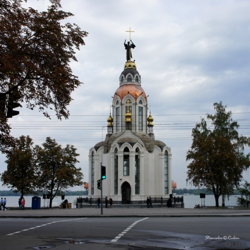 Украина. Днепропетровск. Храм в честь Святого Иоан