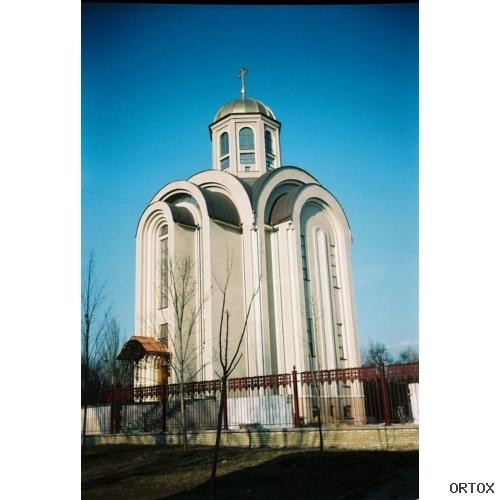 Украина. Донецк. Церковь Воскресения Христова