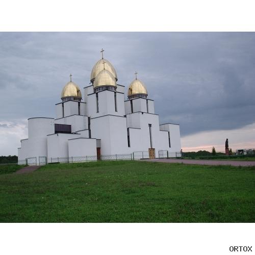 Украина. Львов. Униатская церковь Рождества Песвят