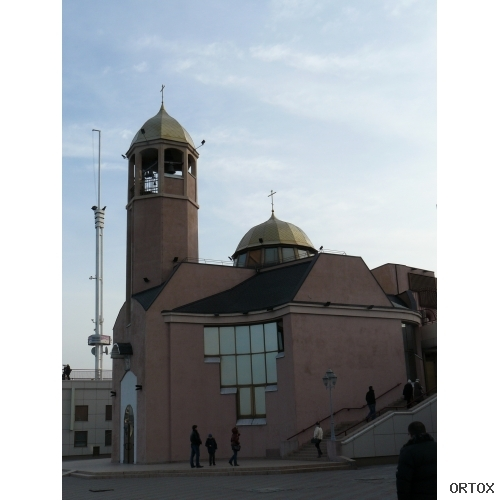 Украина. Одесса. Храм Святителя Николая