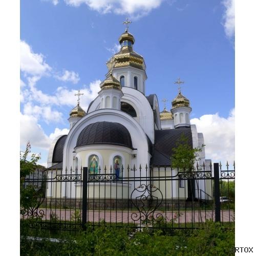 Украина. Чернигов. Церковь Святого Николая Чудотво