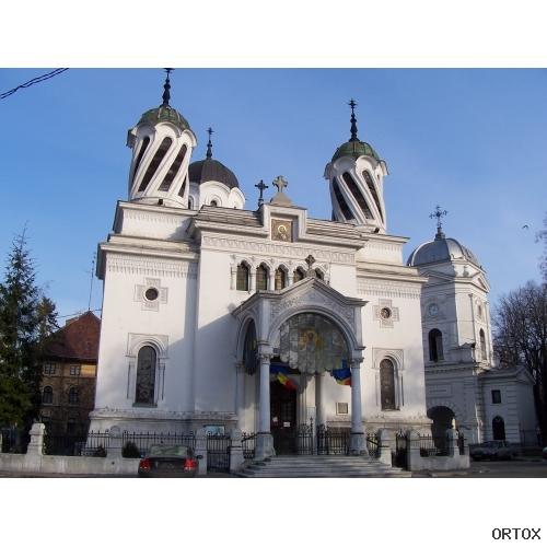 Украина. Черновцы. Николаевский храм на Русской ул