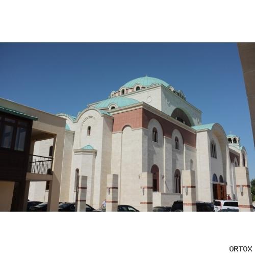 Кипр. Никосия. храм св. Софии
