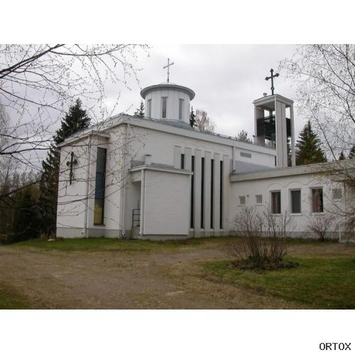 Финляндия. Палокки. Линтульский женский монастырь
