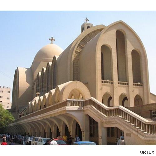 Египет. Собор св.Марка в Каире