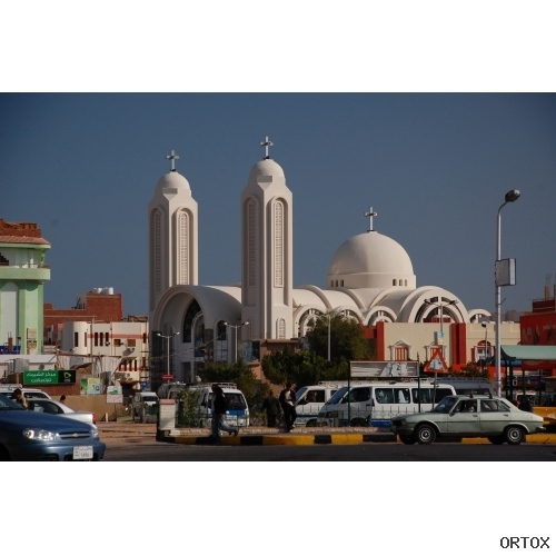 Египет. Хургада