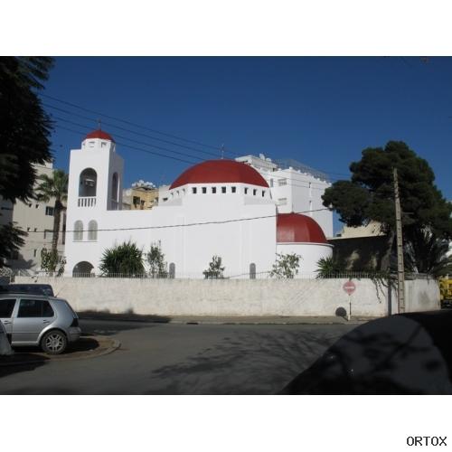 Марокко. Рабат. Храм Воскресения Христова