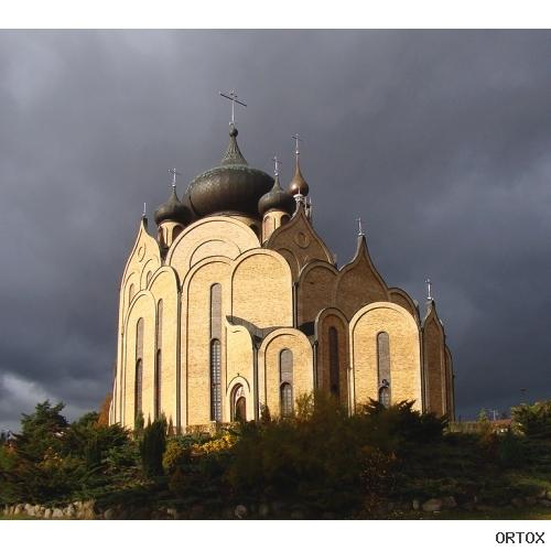 Польша. Белосток. Церковь Св. Духа