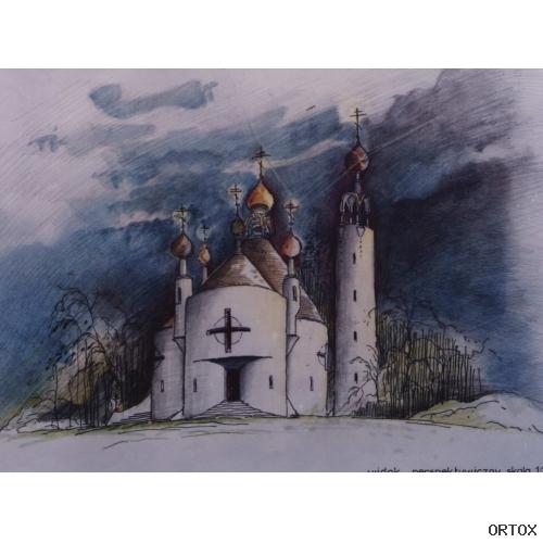Польша. Проект. Арх. Устинович 5