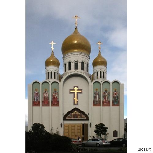 США. Сан-Франциско. Кафедральный собор Пресвятой