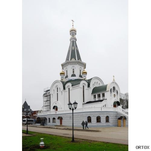 Храм святого благоверного князя Александра Невског