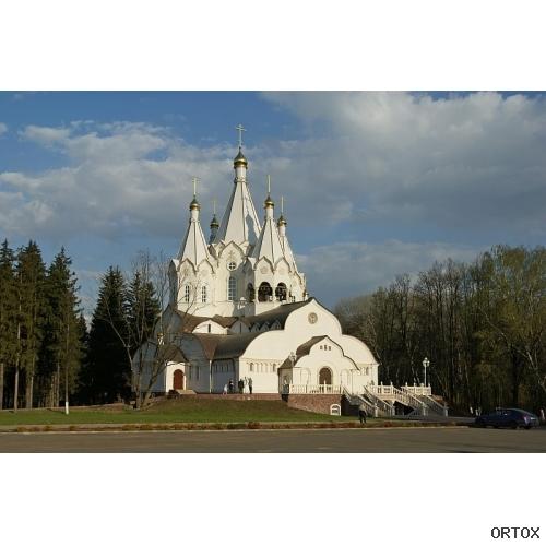 Церковь Новомучеников на Бутовском полигоне