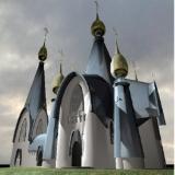 Беларусь. Гродно. Церковь Рождества на Девятовке