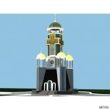 Украина. Киев. Проект церкви Дев Мироносиц