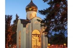 Россия. Анапа. Часовня пророка Осии
