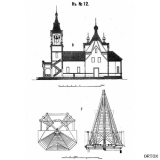Констр. шатров церкви на 700 чел.