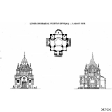 К. Тон. Проект кам. церкви1