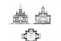Камен. церк. на 360 чел.