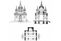 Камен. церк. на 750 чел.