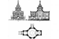 Кам. церк. на 400-500 чел.