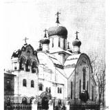 Крыжановский. Эскизный проект церкви