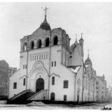 Петербург. Церковь Алексия Божия человека.