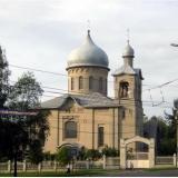 Сумы, Церковь Св. Пантелеимона Целителя. Щусев 191