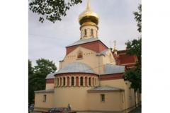 Падлевский. СПб. ц. Покрова Б.М. 1914 г.