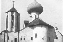 Щусев. Владимировка. Ц. Спаса Преображения 1913 г.