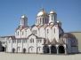 Храм в Сретенском монастыре