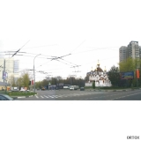 Вид с магистрали