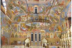 Роспись северной стены